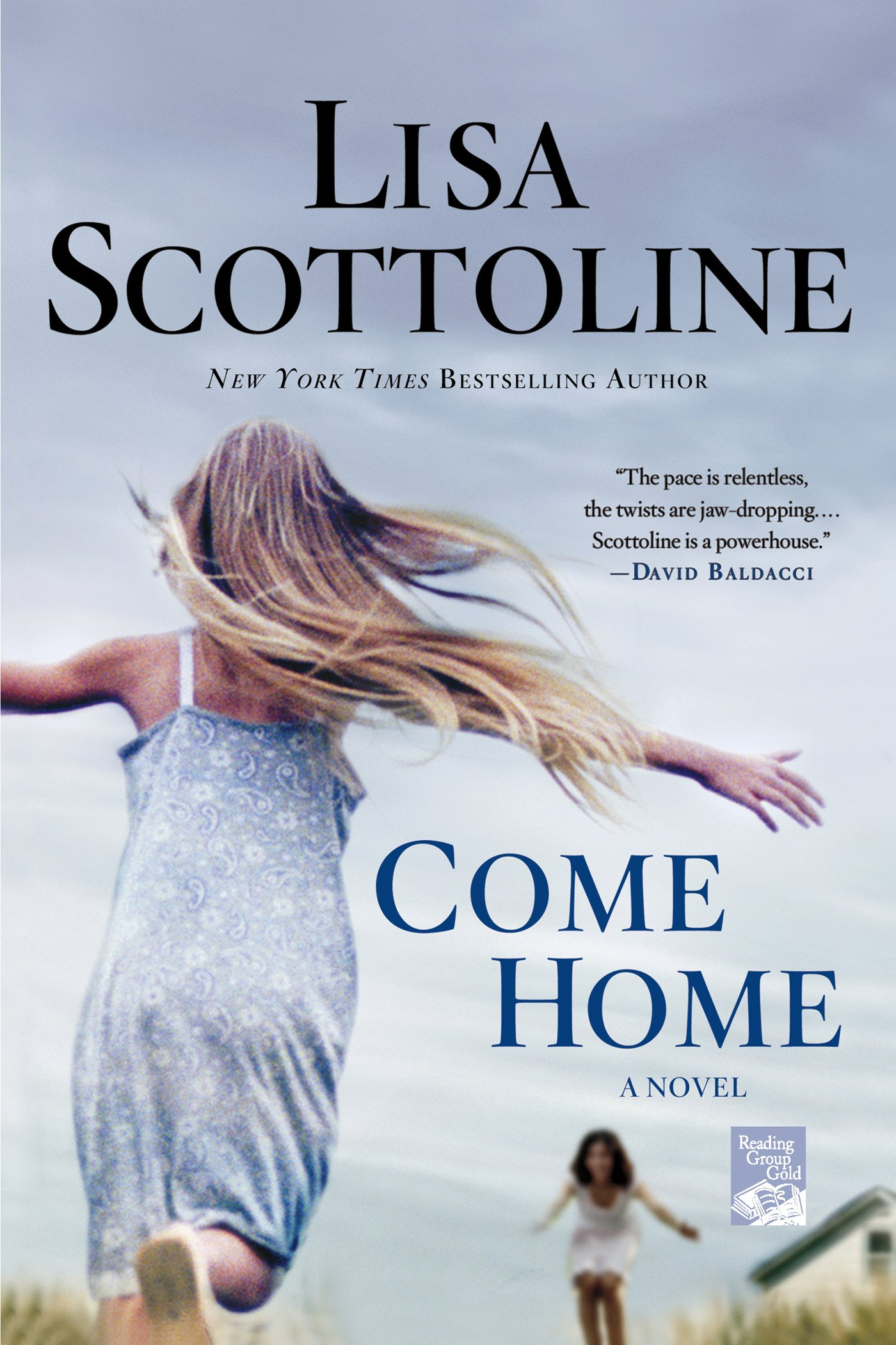 Book Cover of Come Home