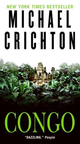 Book cover of Congo