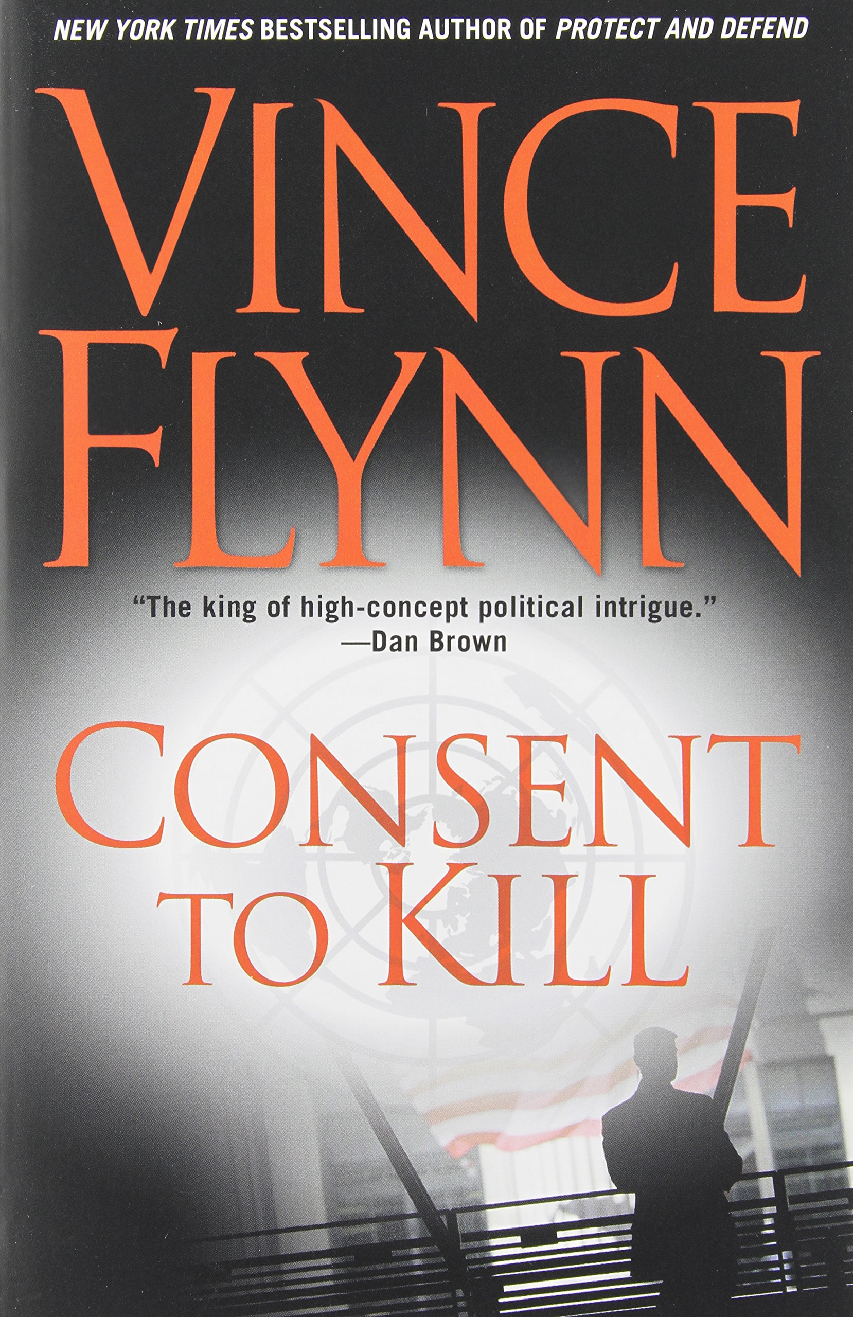 Book Cover of Consent to Kill