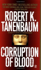 Book cover of Corruption of Blood