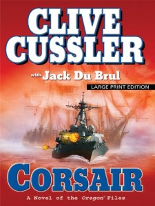 Book Cover of Corsair