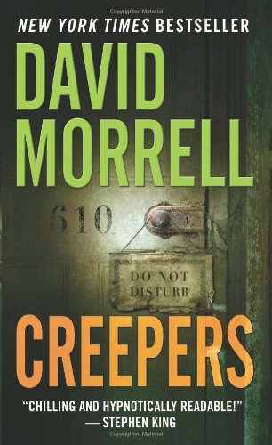 Book cover of Creepers