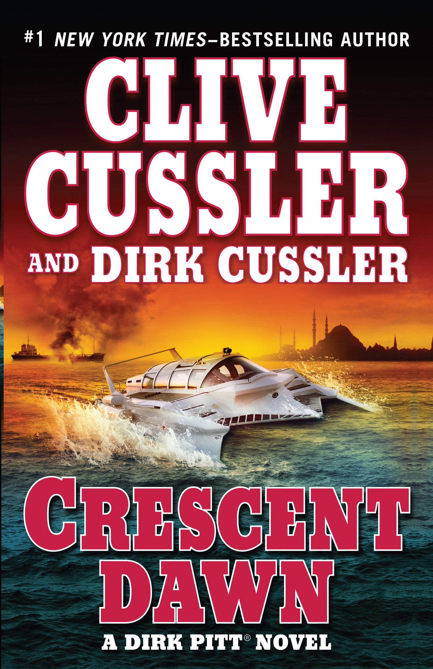Book Cover of Crescent Dawn