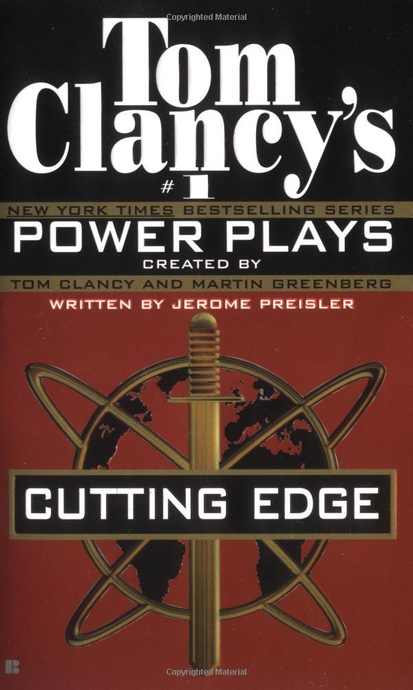 Book cover of Cutting Edge