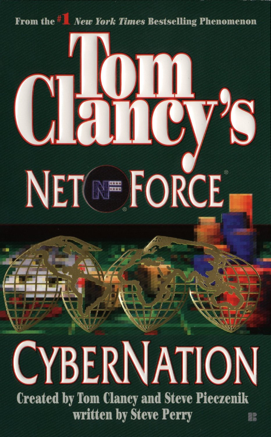 Book cover of Cybernation