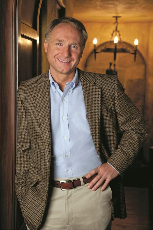 Photo of Dan Brown
