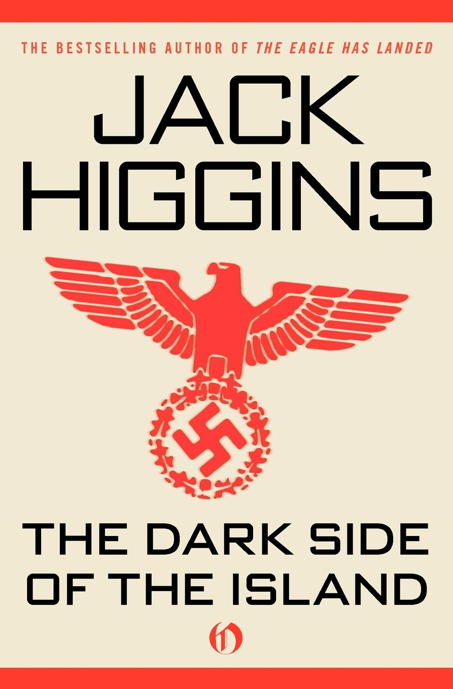 Book cover of Dark Side of the Island