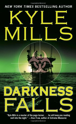 Book cover of Darkness Falls