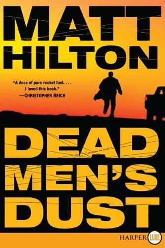 Book cover of Dead Men's Dust