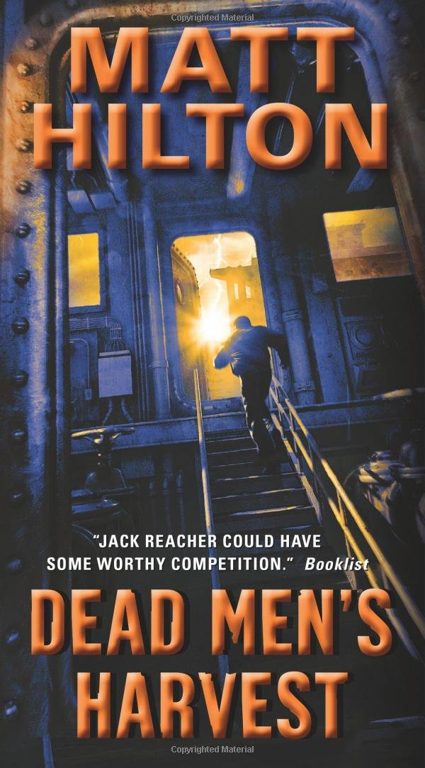 Book cover of Dead Men's Harvest