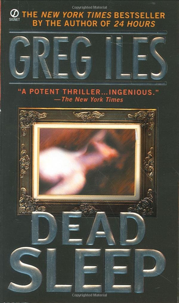 Book cover of Dead Sleep