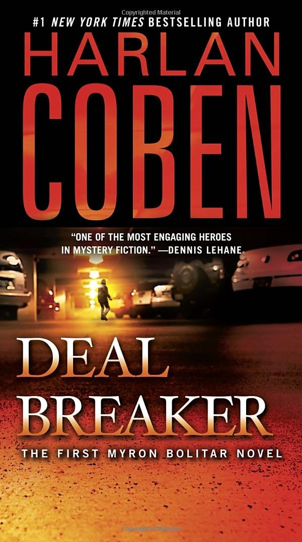 Book cover of Deal Breaker
