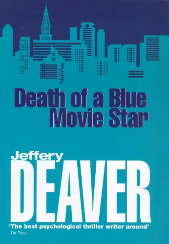 Book cover of Death of a Blue Movie Star