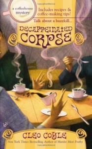 Book cover of Decaffeinated Corps