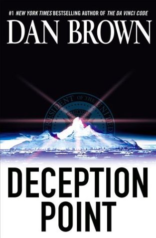 Book cover of Deception Point