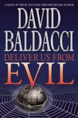 Book cover of Deliver Us from Evil