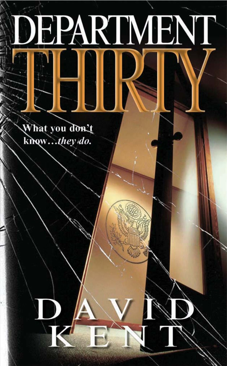 Book Cover of Department Thirty