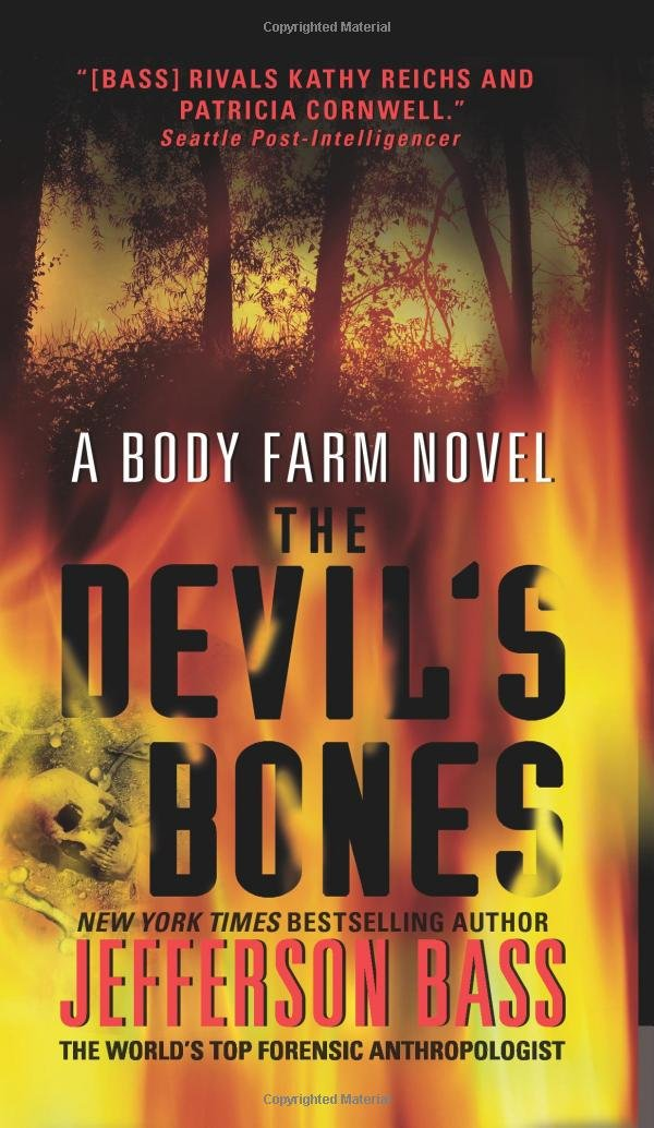 Book cover of Devil's Bones