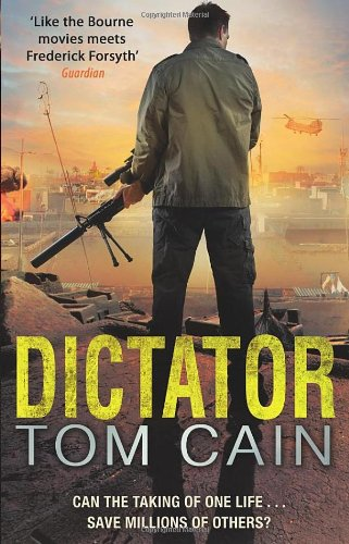 Book cover of Dictator