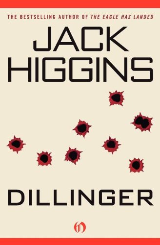 Book cover of Dillinger