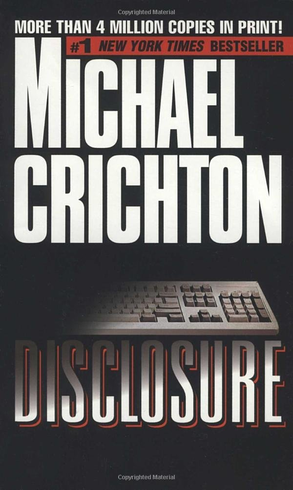 Book cover of Disclosure