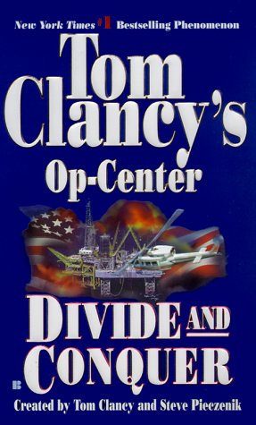 Book cover of Divide And Conquer