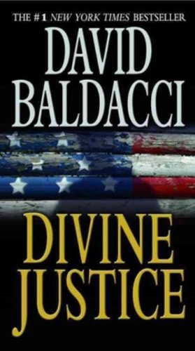 Book cover of Divine Justice