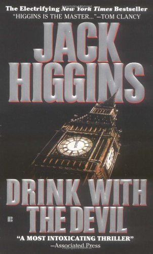 Book Cover of Drink with the Devil