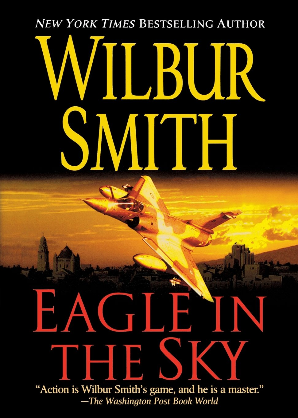 Book cover of Eagle in the Sky