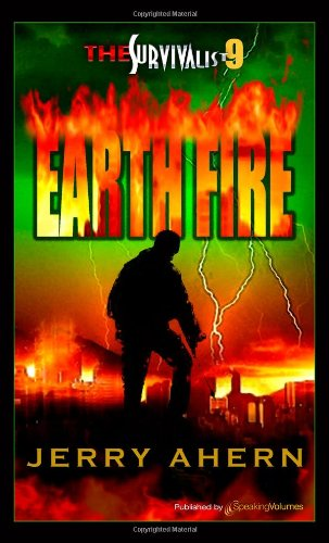 Book cover of Earth Fire