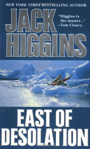 Book cover of East of Desolation