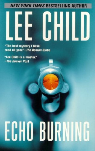 Book cover of Echo Burning
