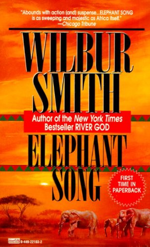 Book cover of Elephant Song