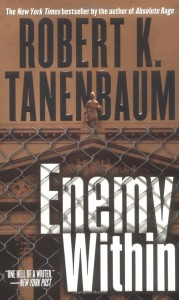 Book cover of Enemy Within