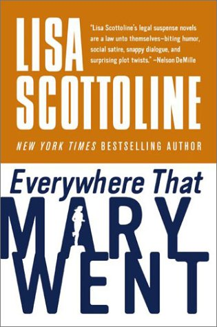 Book Cover of Everywhere that Mary Went