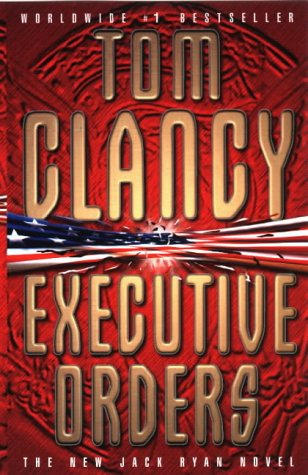 Book cover of Executive Orders