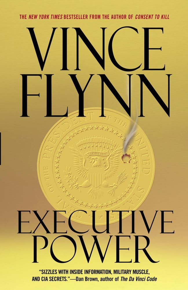 Book Cover of Executive Power