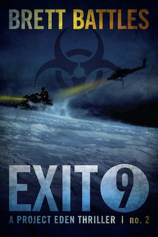 Book cover of Exit 9