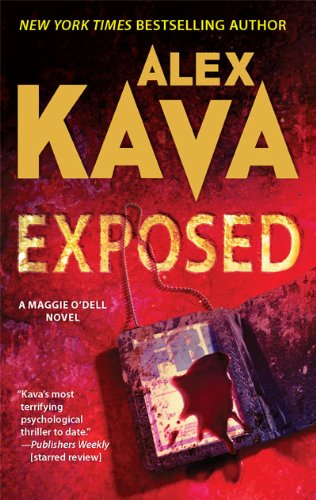 Book cover of Exposed