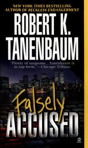 Book cover of Falsely Accused