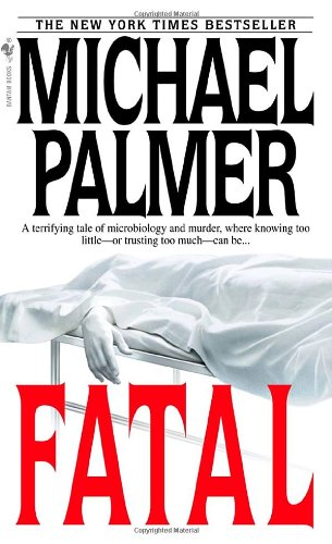 Book cover of Fatal
