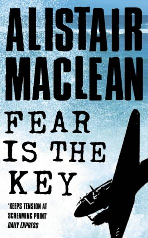 Book Cover of Fear Is the Key