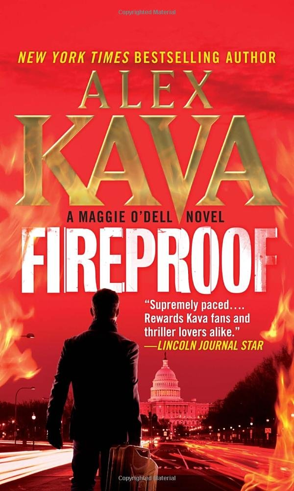 Book cover of Fireproof