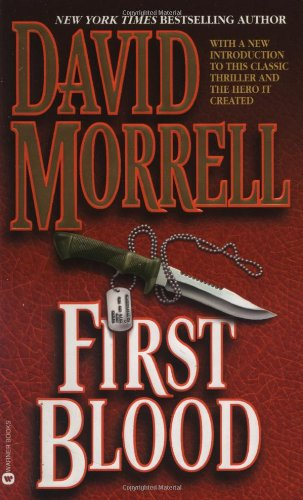 Book cover of First Blood