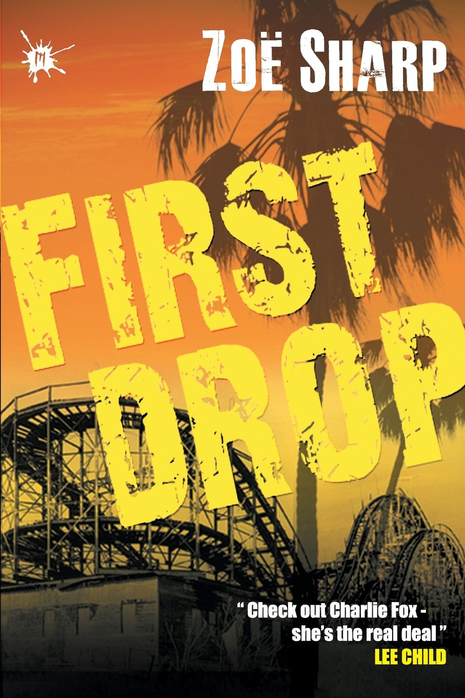 Book Cover of First Drop