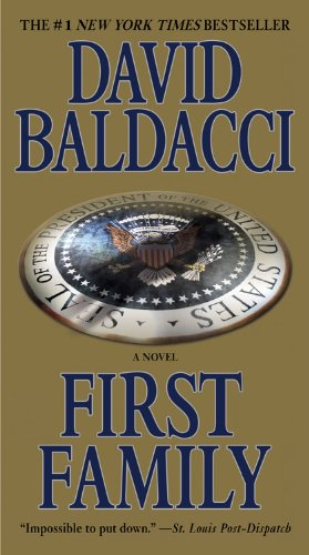 Book cover of First Family