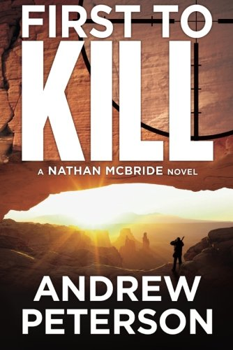 Book cover of First to Kill