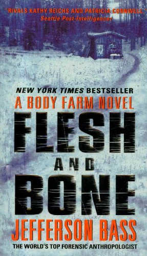 Book cover of Flesh and Bone