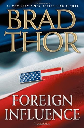 Book cover of Foreign Influence