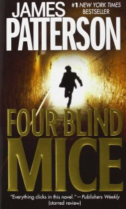 Book cover of Four Blind Mice